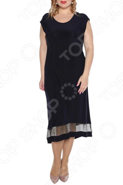 Платье VEAS «Свидание». Цвет: синий платье veas модный показ цвет фиолетовый