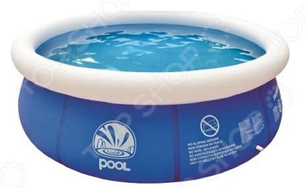 Бассейн надувной семейный с фильтр-насосом Jilong Prompt Set Pools бассейн для дачи в леруа мерлен