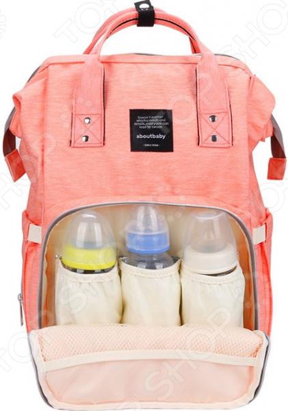 Рюкзак-сумка для мамы 1741945. В ассортименте