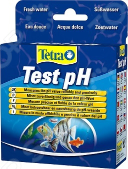 Тест на кислотность Tetra Test pH
