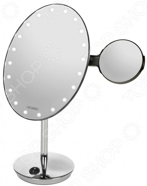 Зеркало косметическое с подсветкой Planta PLM-0105 Elegant