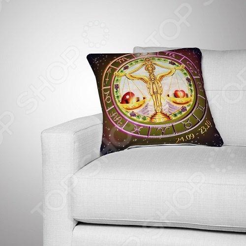 Подушка декоративная МарТекс «Весы»