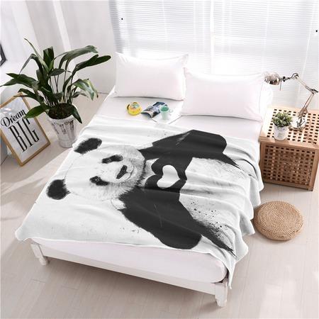 Купить Плед ТамиТекс Panda Love