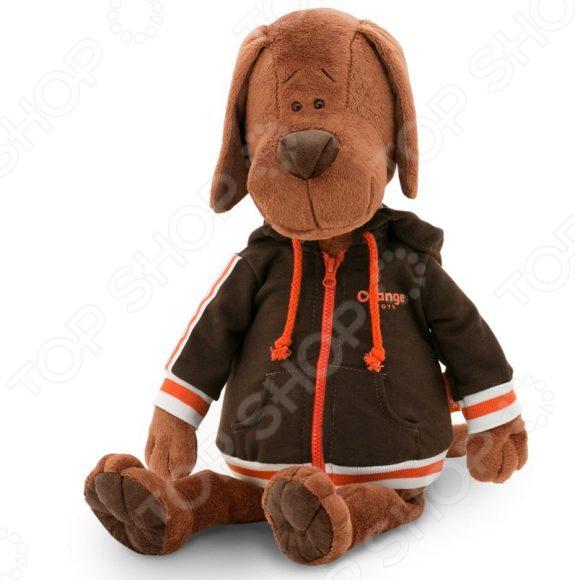 Мягкая игрушка Orange «Пес Барбоска в толстовке»