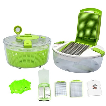Купить Овощерезка Mercury Haus Salad Chef