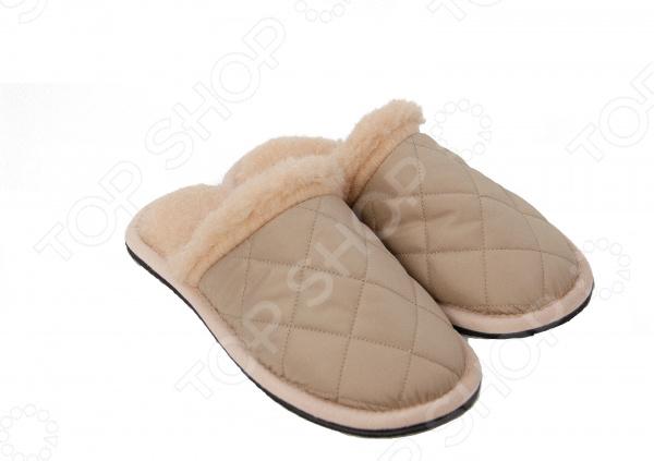 Туфли комнатные WoolHouse «Камо»