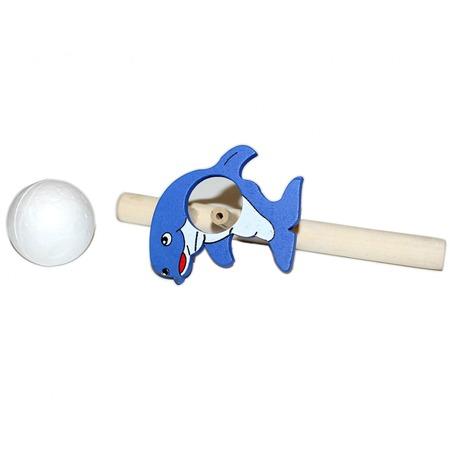Аэробол для развития речевого дыхания Bradex «Дельфин»