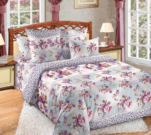 Zakazat.ru: Комплект постельного белья Королевское Искушение с компаньоном «Николь». 1,5-спальный