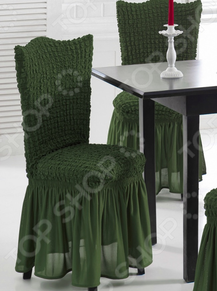 Натяжные чехлы на стулья Karbeltex