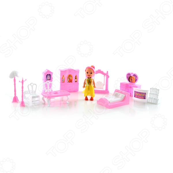 Набор игровой с куклой Shantou Gepai 1103 набор игровой для мальчика shantou gepai аэропорт cm557 2