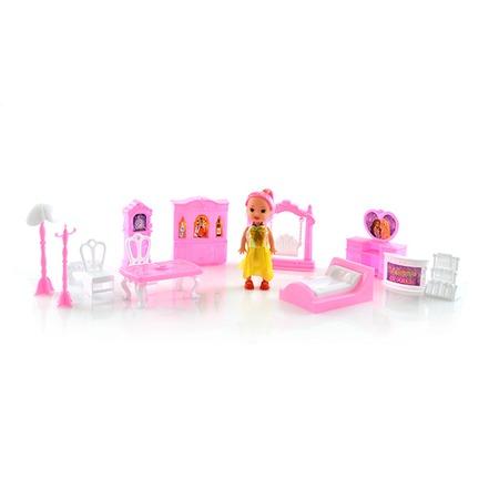 Купить Набор игровой с куклой Shantou Gepai 1103