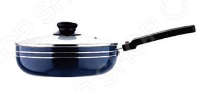 Сковорода с крышкой Wellberg 2343 WB/8 сковорода с крышкой wellberg 2343 wb 8