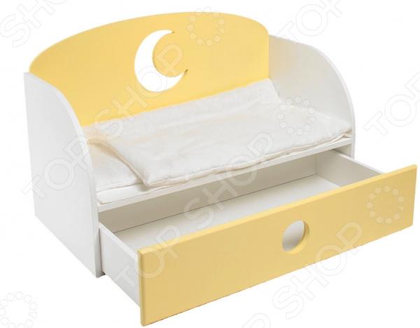 Диван-кровать для куклы PAREMO «Луна»