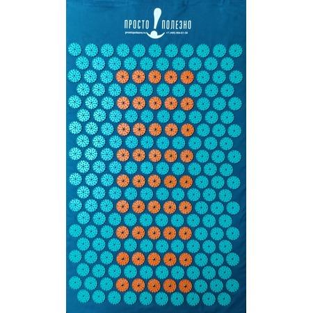 Купить Коврик массажный акупунктурный ПростоПолезно с магнитами