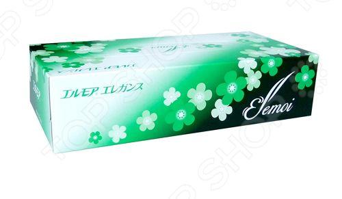 Салфетки бумажные двухслойные Kami Shodji Ellemoi Elegance maneki салфетки бумажные dream двухслойные цвет голубой 200 шт
