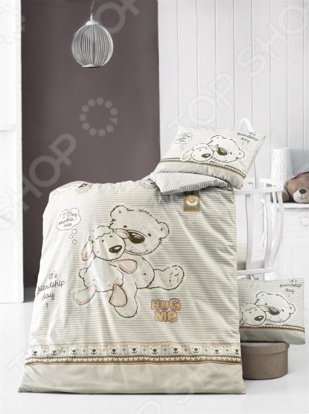 Детский комплект постельного белья Issimo Home Friendship Day