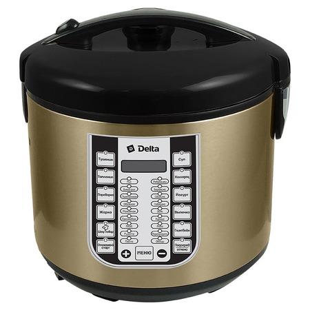 Купить Мультиварка Delta DL-6518