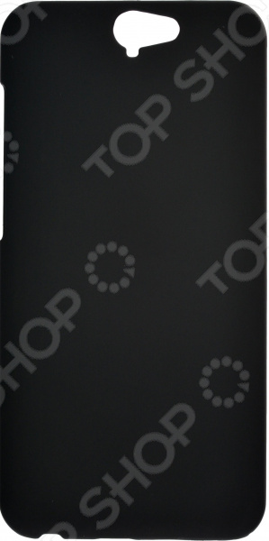 Чехол защитный skinBOX HTC One A9 mesh style protective back case for htc one x s720e black
