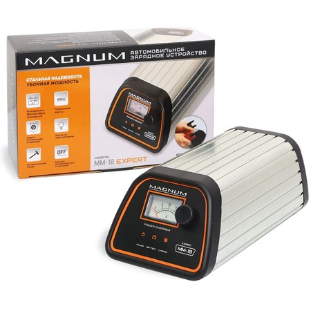 Купить Устройство зарядное для АКБ НПП «Оборонприбор» MAGNUM MM-18 EXPERT