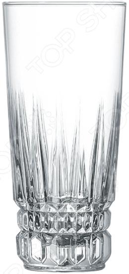 Набор высоких стаканов Luminarc Imperator. Количество предметов: 6 шт набор высоких стаканов luminarc new america