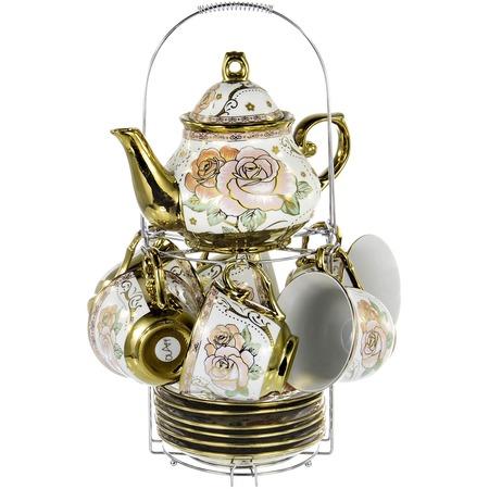 Купить Чайный набор OlAff CZ-13CB-1B-010