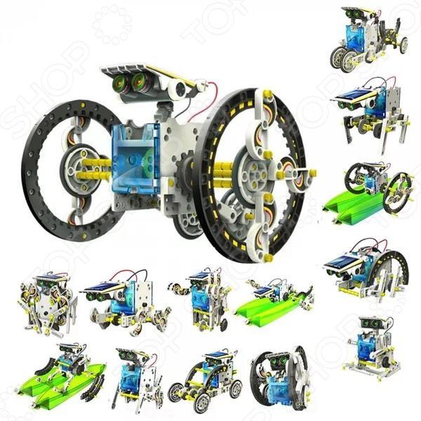 Сборная модель робота 1 Toy LAB «Трансформер»