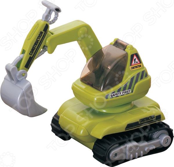 Экскаватор игрушечный Keenway Construction