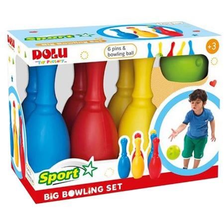 Купить Набор для игры в боулинг Dolu Cute Bowling Set