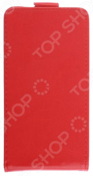 Чехол-флип skinBOX Asus ZenFone 4 ZE554KL ze554kl 1a085ru