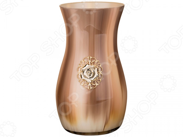 Ваза декоративная Franco 316-1110 вазы pavone ваза гибискус