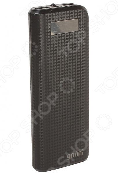 Аккумулятор внешний Gmini GM-PB156TC внешний аккумулятор samsung eb pn930csrgru 10200mah серый