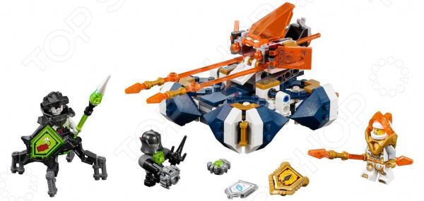 Конструктор-игрушка LEGO Nexo Knights «Летающая турнирная машина Ланса» конструктор lego nexo knights 70331 мэйси абсолютная сила