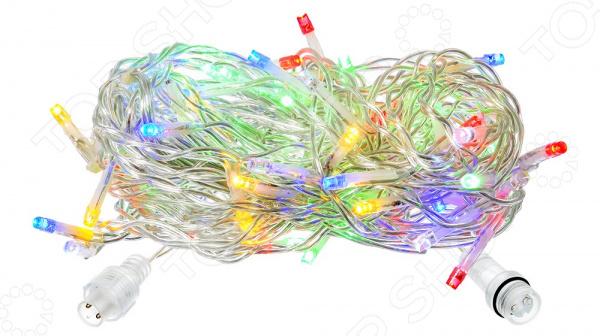 Электрогирлянда VEGAS «Бахрома» 55092 электрогирлянда световая бахрома 150 разноцв ламп legoled 3 1x0 5м