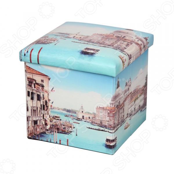 Пуф-короб для хранения Miolla Venice