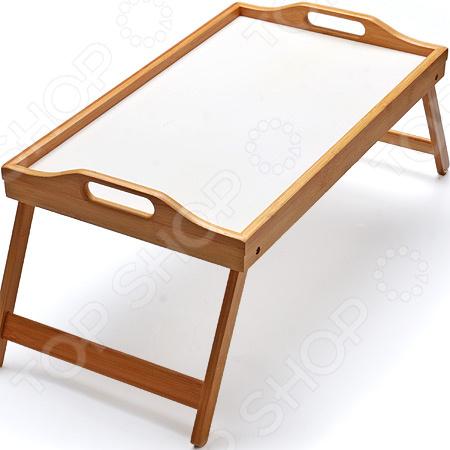Столик для завтрака Mayer&Boch MB-27359 купить черный столик для завтрака в постель