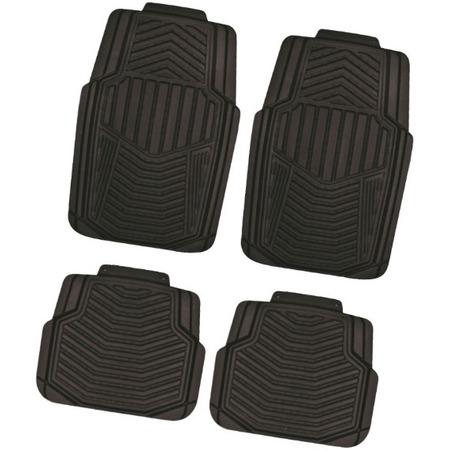 Купить Комплект из 4-х ковриков в салон автомобиля SKYWAY Hot-8