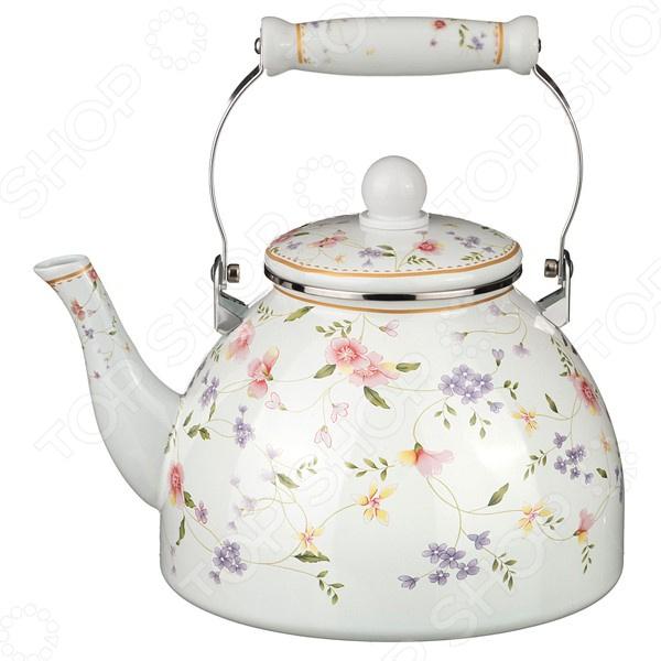 Чайник эмалированный Agness 934-323