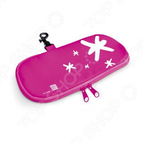 Термобутербродница IRIS Barcelona Kids 23х12 см Термобутербродница IRIS Barcelona Kids /Розовый
