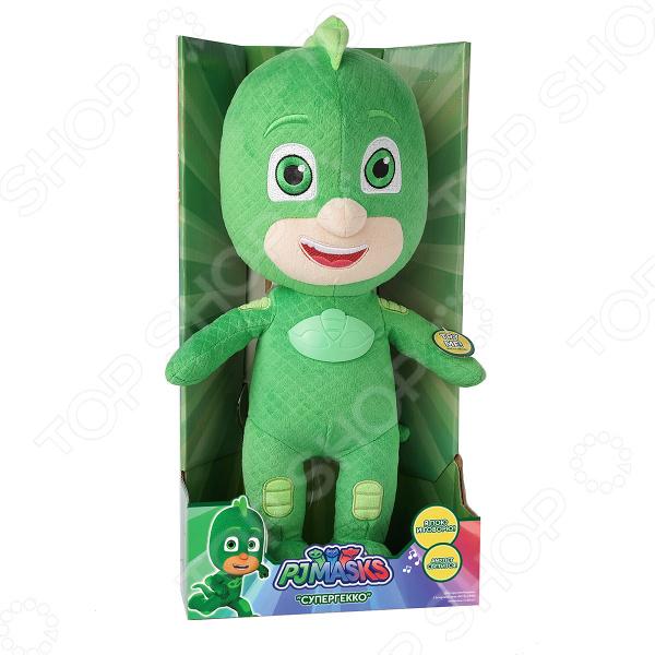 Zakazat.ru: Мягкая игрушка со звуком PJ Masks «Гекко»
