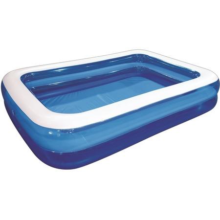 Купить Бассейн надувной Jilong Giant Rectangular Pool 2-ring JL010291-1NPF