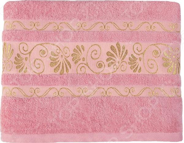Полотенце банное BONITA «Розовый фламинго»