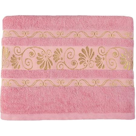 Купить Полотенце банное BONITA «Розовый фламинго»