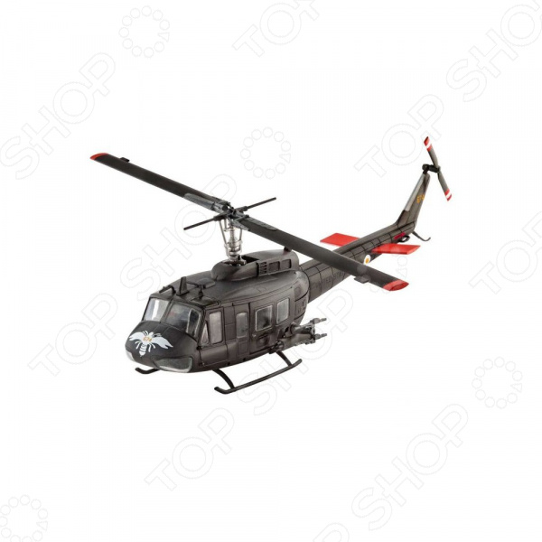 Сборная модель вертолета Revell Белл UH-1 «Ирокез» сборная модель автомобиля 1 32 revell ferrari 360 challenge m lehner