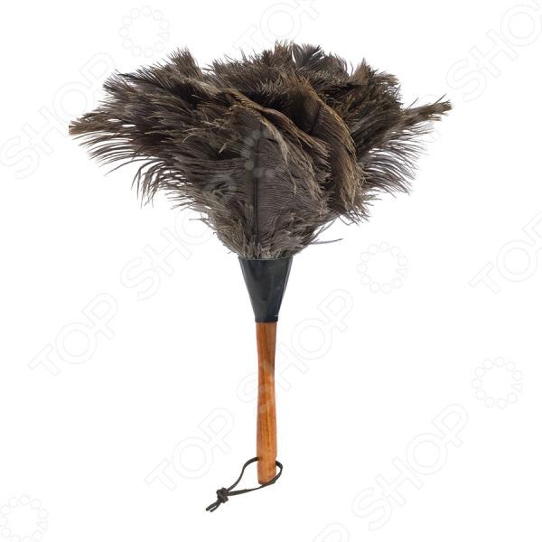 Щетка для удаления пыли Redecker. Материал щетины: перо страуса