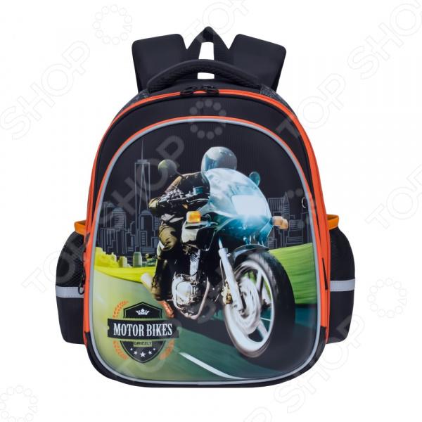 Рюкзак школьный Grizzly RA-878-2/1