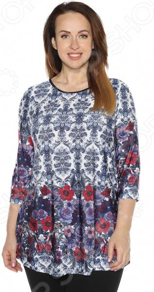 Блуза Лауме-Лайн «Лауме-Лайн» блуза лауме стиль заветное признание цвет черный