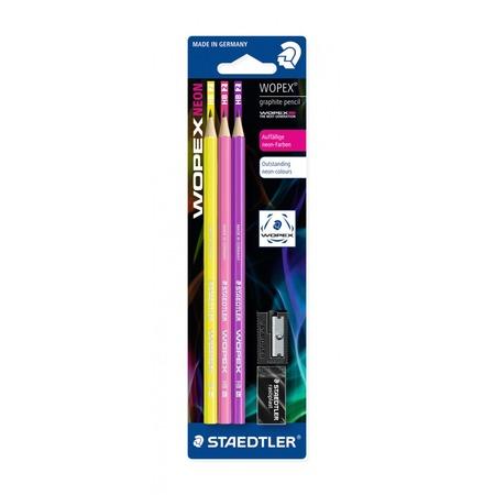 Купить Набор карандашей Staedtler 180FSBK3-1. В ассортименте