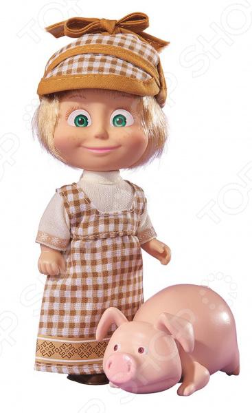 Кукла с аксессуарами Simba «Маша с друзьями-животными». В ассортименте кукла simba маша в ассортименте