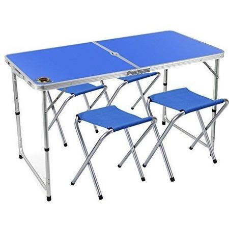 Купить Набор складной мебели Folding Table. В ассортименте
