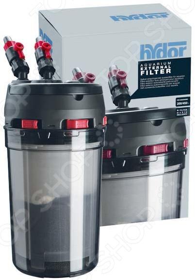 Фильтр внешний для аквариума Hydor Prime 30 аквариумистика